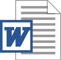 Terms and Conditions Word Document Download